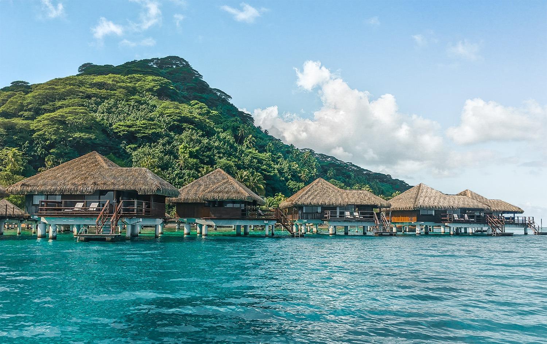 organiser voyage polynesie paysage