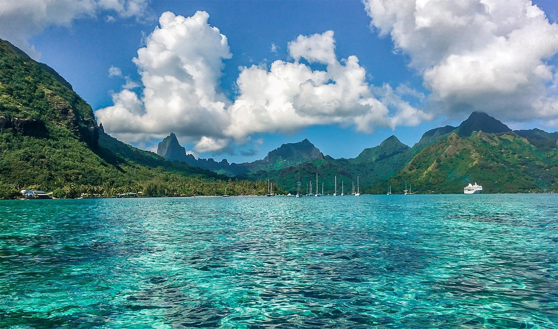 crème solaire coraux lagon polynesie