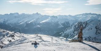 menuires station ski