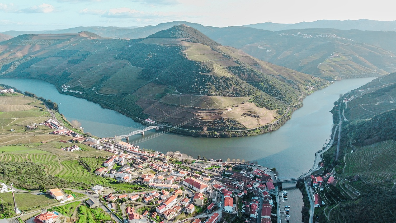 douro vallée Pinhão vins Porto