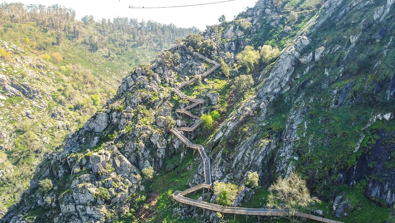 randonnée de la Paiva Walkway