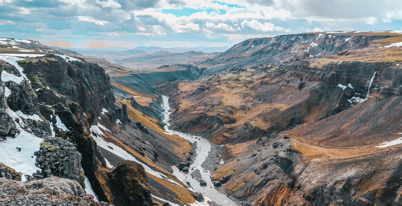 randonnee -trekking-environnement-islande-haifoss