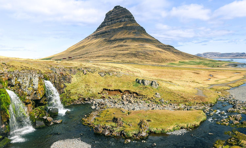 road trip en islande kirkjufell