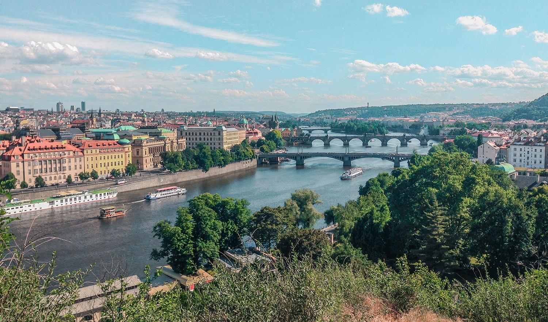 travailler en voyageant digital nomad Prague