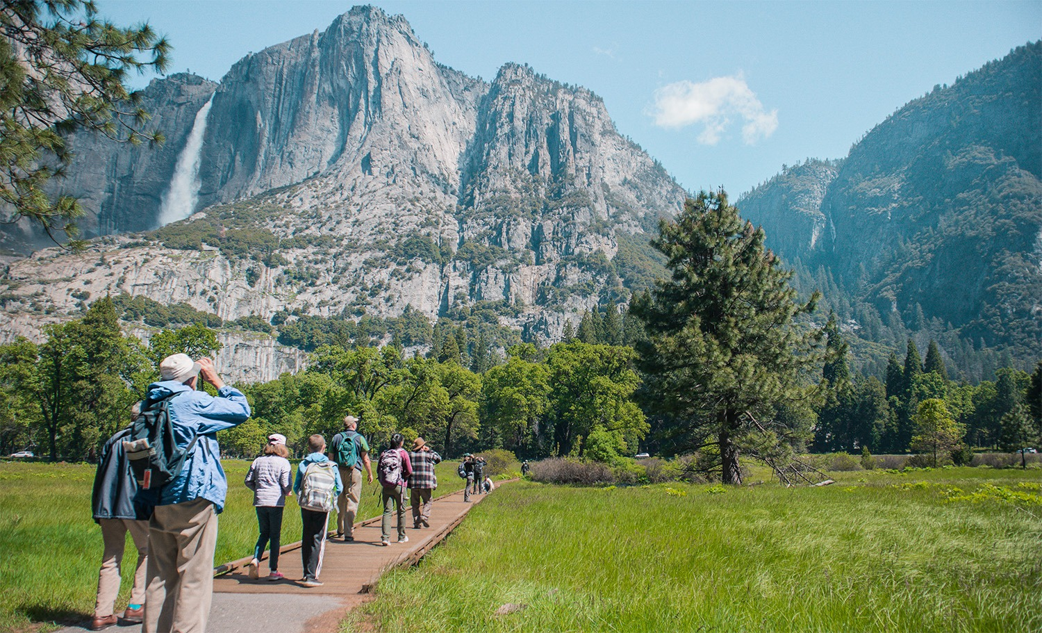 yosemite conservancy activite outdoor